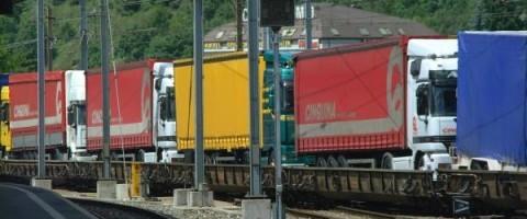 El impulso a la intermodalidad debe estar liderado por el transporte por carretera