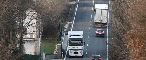 Transporte de mercancías por carretera en Galicia
