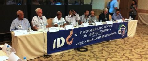 IDC V Asamblea celebrada en Brasil