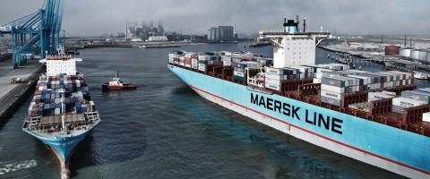 Maersk vuelve a aceptar reservar en la ruta Europa-Asia