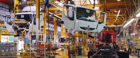 Los principales fabricantes del sector de la automoción se dan cita en España