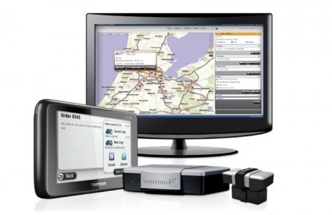 TomTom WebFleet Management
