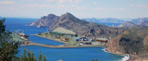Cartagena confía comenzar las obras del puerto de contenedores de Gorguel en 2017