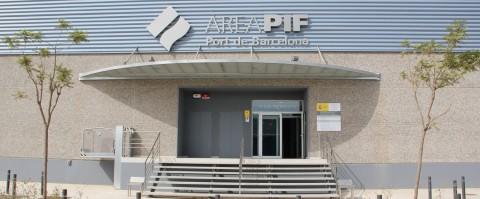 En servicio la nueva Área PIF del puerto de Barcelona