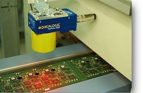 Escaner fijo de datalogic Automation