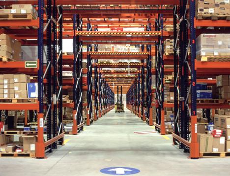 Mundo Logistico Almacenes Part 1