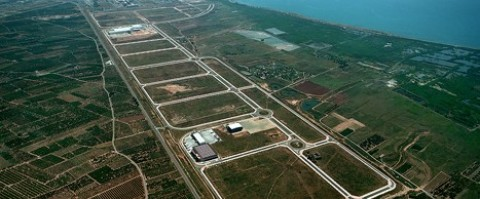 El puerto de Valencia quiere ocupar 75.000 m² en Parc Sagunt