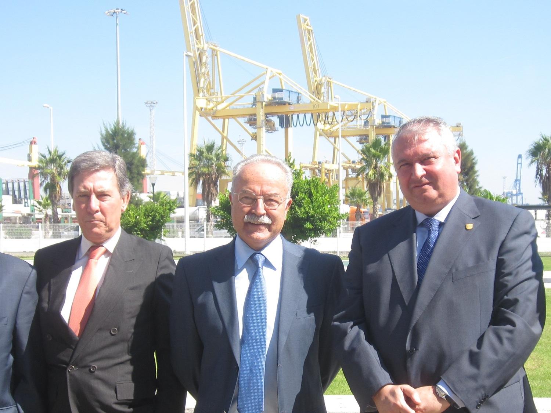 Algeciras y Valencia afianzan su posición en el tráfico de contenedores