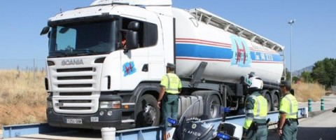 Inspeccion transporte por carretera