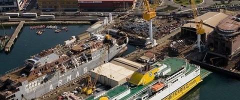 Los astilleros españoles entre las principales potencias europeas del sector