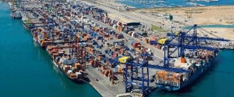 terminal contenedores tcv valencia