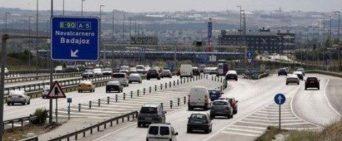 autopista A-5 Extremadura