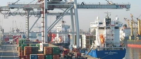 terminal TCL del puerto de Leixoes