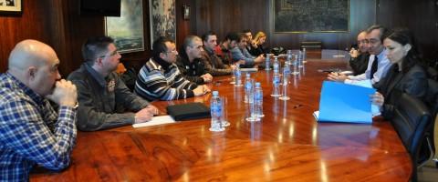 Reunion Transcont en Puertos del Estado