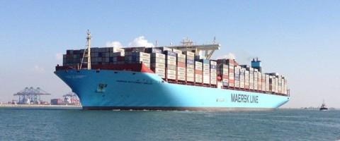 Maersk McKinney Moller el primer Triple-E de Maersk Line