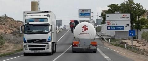 Transporte por carretera en Zaragoza