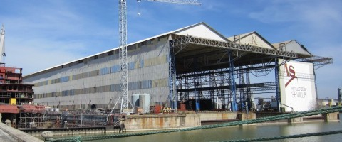 Gas Natural, Tecade y Empresa Grupajes Alisios se incorporan al puerto de Sevilla