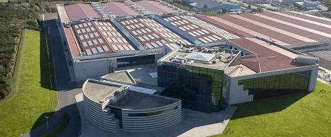 Sede central de Inditex en Arteixo