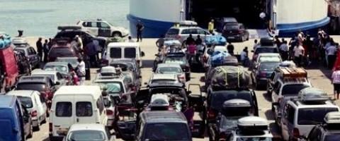 El puerto de Málaga prevé un aumento del 15% en el tráfico con Melilla durante la OPE