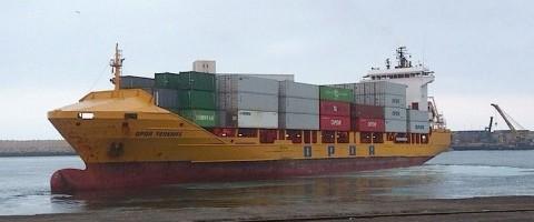 OPDR mejora los tiempos de tránsito de su servicio entre Marruecos y Europa del Norte