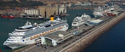 El puerto de Barcelona licitará la ampliación del Muelle Adosado