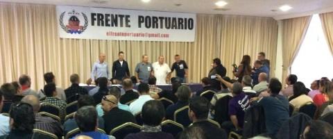 I Congreso de Frente Portuario, noviembre 2014