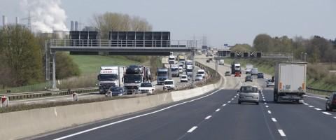 Camiones carretera Alemania