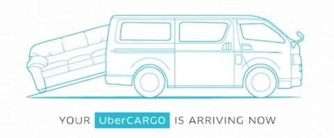 Uber Cargo, nuevo servicio de alquiler de furgonetas