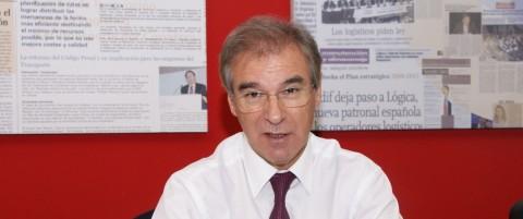 Juan Ramón Rodríguez presidente de la Fundación para la Excelencia en Logística y Transporte