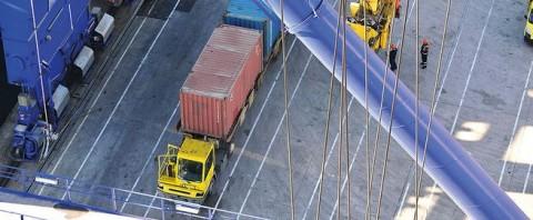La estiba del puerto de Valencia programa un nuevo calendario de paros