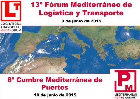 Cumbre Mediterranea de Logistica y Transporte SIL 2015