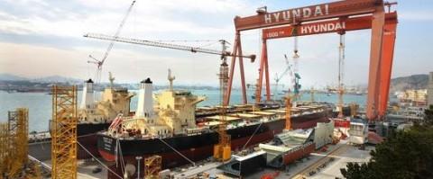 La reestructuración de los principales astilleros surcoreanos es inevitable