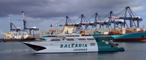 Balearia obtiene todos los permisos de Estados Unidos para operar con Cuba.