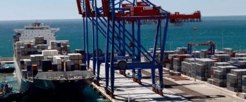 Noatum Container Terminal Málaga