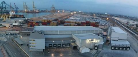 Nuevas instalaciones de Friopuerto en el puerto de Valencia