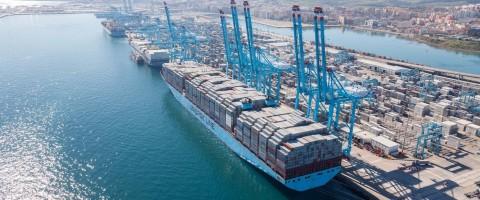 APM Terminals celebra el 30 aniversario del inicio de sus operaciones en el puerto de Algeciras