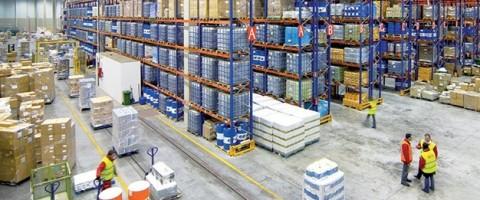 Almacén de XPO Logistics