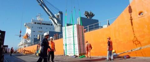 Trabajadores portuarios mauritanos recibiran formacion de los estibadores canarios