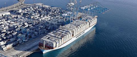 Maersk Line reduce plantilla, y cancela salidas y servicios