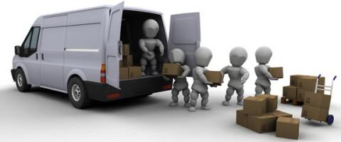 entrega de paqueteria
