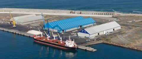 El puerto de La Coruña otorga varias concesiones en Punta Langosteira