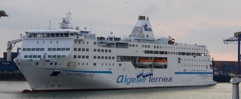 buque Algerie Ferries