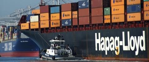 Las navieras Hapag Lloyd y UASC negocian su fusion