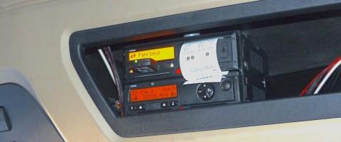 Tacografo VDO
