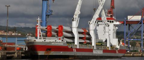 Los puertos de España acuden a la Feria BreakBulk Europe