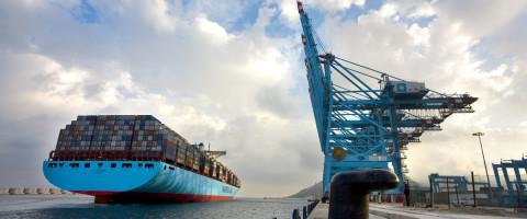 """Sólo Maersk y OOIL escapan de la zona de """"angustia"""" del índice 'Z-score' de Drewry."""