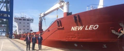 Nueva línea regular de contenedores entre el puerto de Castellón y Argelia