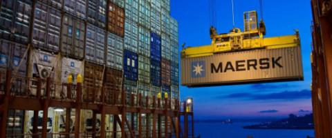 El grupo danés A.P. Moller-Maersk analiza su posible reestructuración