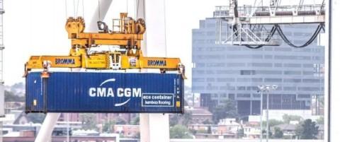 La plataforma web de CMA-CGM está plenamente operativa