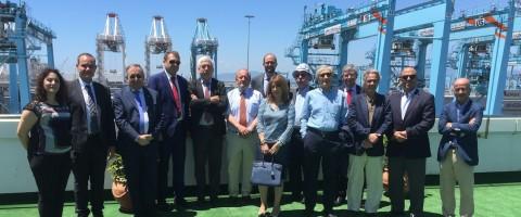 Anesco analiza el Reglamento Europeo de Servicios Portuarios
